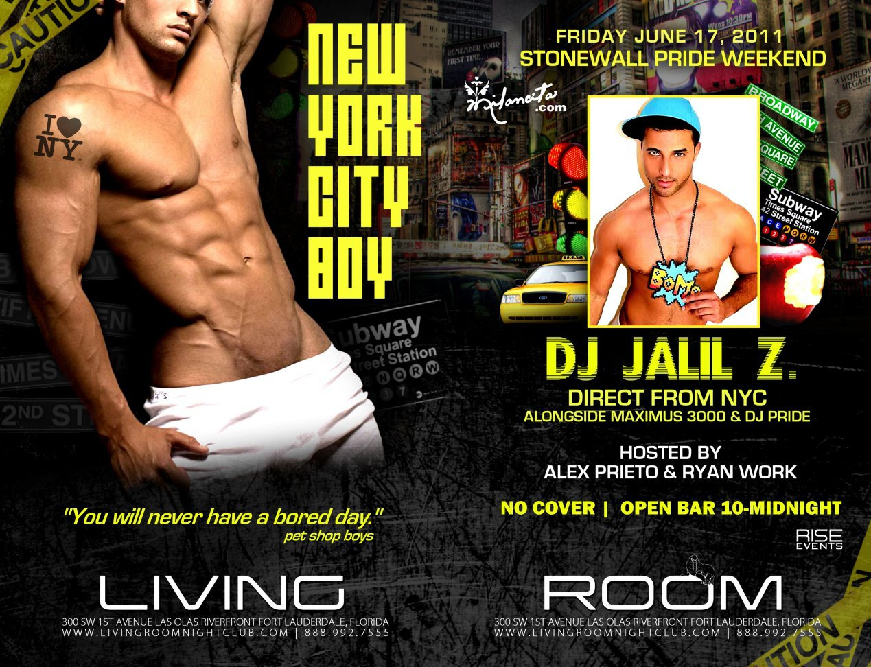 EVENTS: DJ/Producer Maximus 3000 U201cLiquid Fridays Presents DJ Jalil Zu201d @ Living  Room Nightclub Fort Laud, FL 6 18 11 Part 27