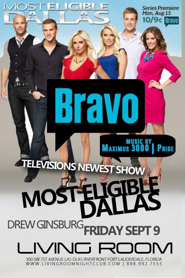 EVENTS DJ Producer Maximus 3000 Liquid Fridays Presents Drew Ginsberg Of Dallas Most Eligible Bravo Living Room Nightclub Fort Lauderdale